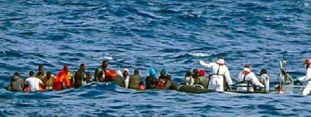 MIGRANTI oggi -Immagini e riflessioni nell'anniversario della strage di Lampedusa del 3 ottobre 2013