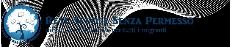 Rete Scuole Senza Permesso Milano Logo