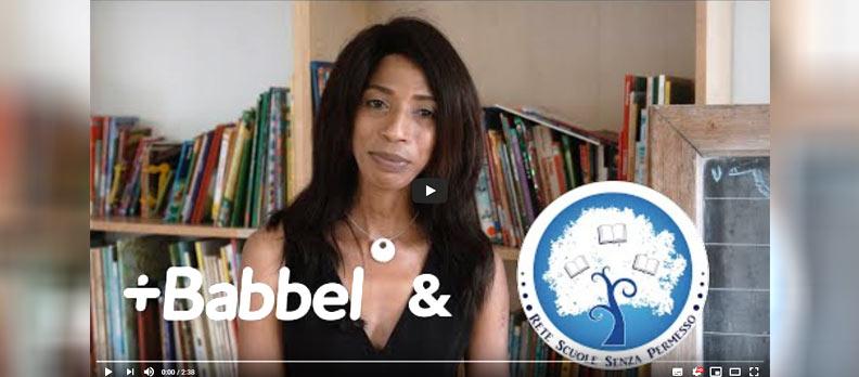 Babbel incontra la Rete Scuole Senza Permesso