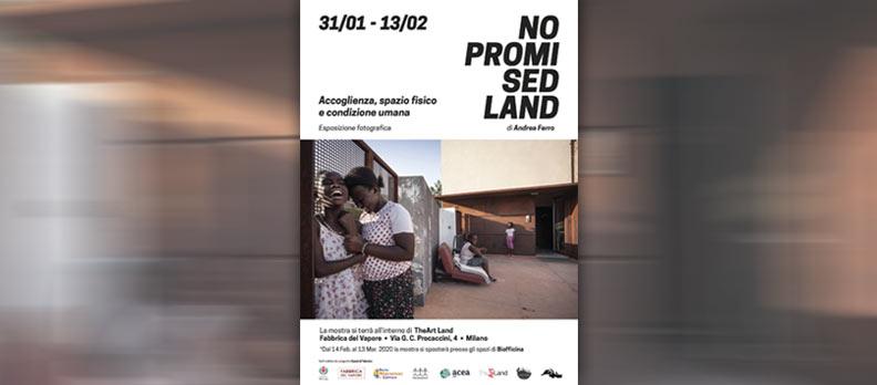 No Promised Land di Andrea Ferro