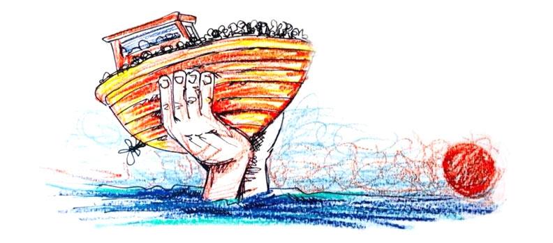Ricordare  il 3 ottobre e la strage che si compì nel mare di Lampedusa